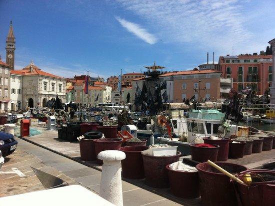 Grand Hotel Bernardin: la station balnéaire de Piran
