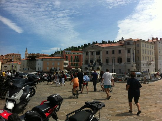 Grand Hotel Bernardin : Piran