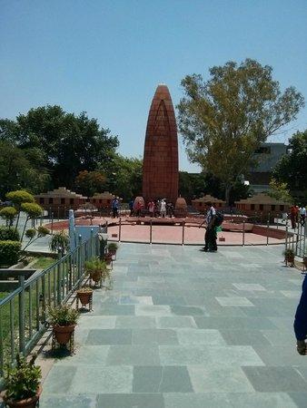 Jallianwala Bagh: Sacrifice Monument