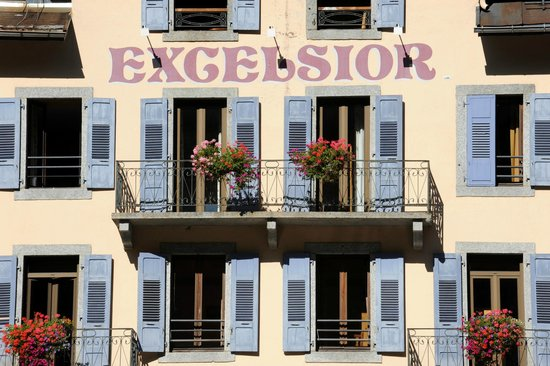 Best Western Plus Excelsior Chamonix Hôtel & Spa : Hôtel