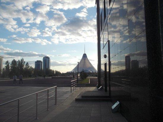 Astana Allee: Центр Астаны