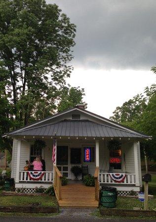 Gap Creek Coffeehouse