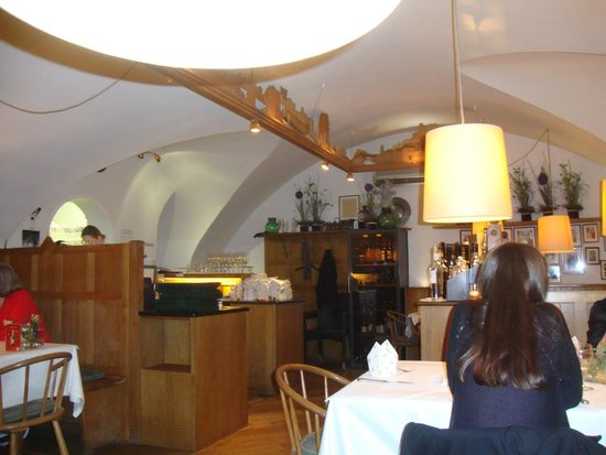 Hotel Elefant: Restaurante