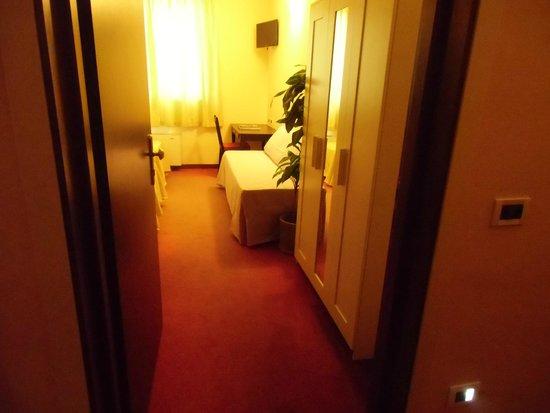 Hotel Funicolare Tesoro: Camera