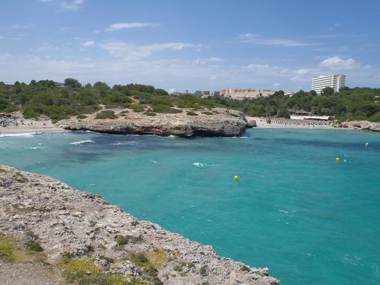 Club Cala Romani: Beach