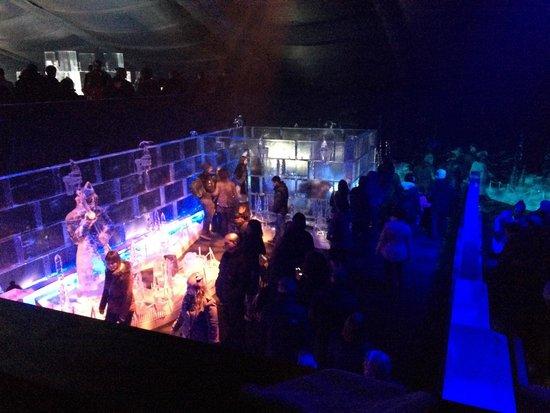 Winter Wonderland: Inside the Ice Kingdom