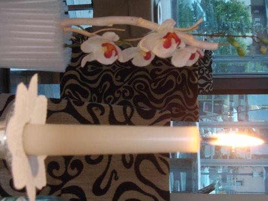 Hotel Concordia: ....a lume di candela!