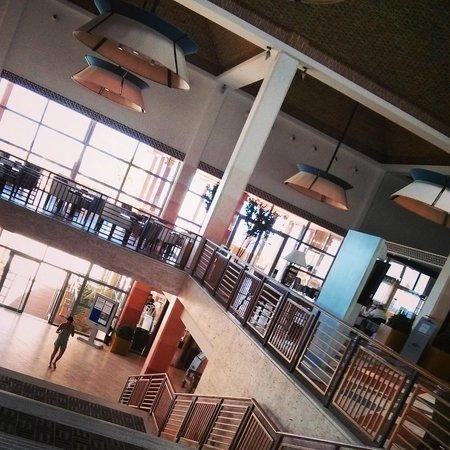 Grande Real Santa Eulália Resort & Hotel Spa: hotel lobby