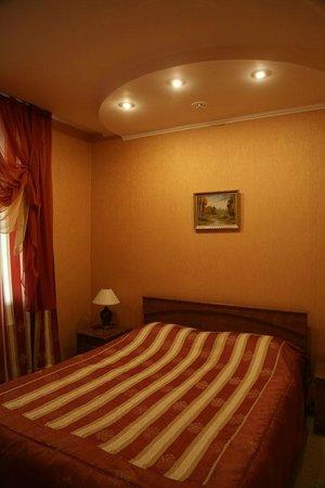Business Hotel Kostroma: спальня