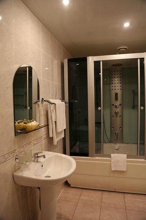 Business Hotel Kostroma: ванная