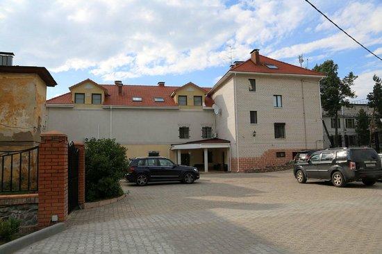 Business Hotel Kostroma: вид