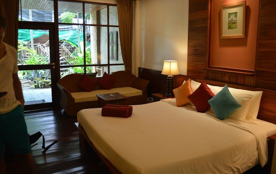 Green Papaya Resort: The most basic room of the resort