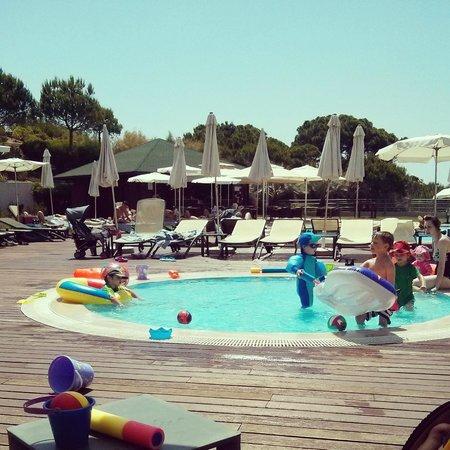 Grande Real Santa Eulália Resort & Hotel Spa: splash pool