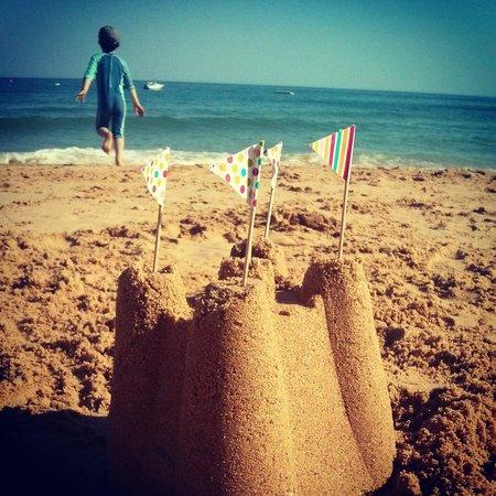 Grande Real Santa Eulália Resort & Hotel Spa: beach
