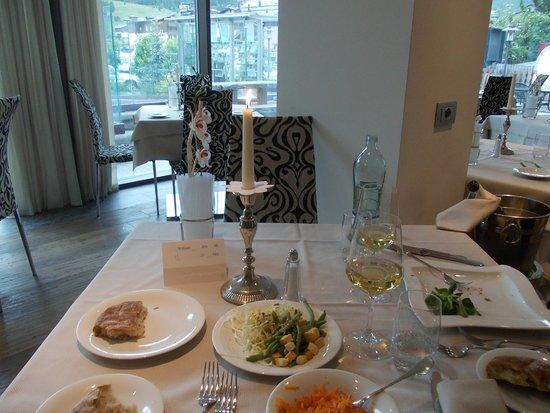 Hotel Concordia: cena romantica <3
