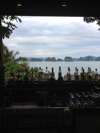 Six Senses Yao Noi: The Den view