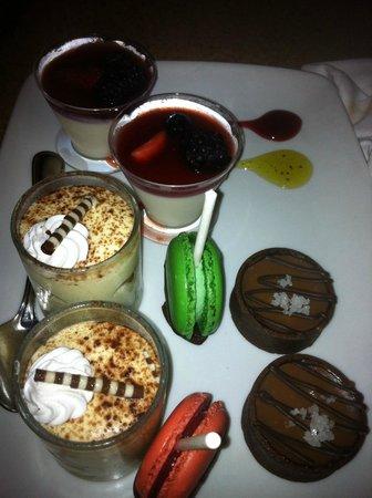 Wine Country Trattoria: Desserts