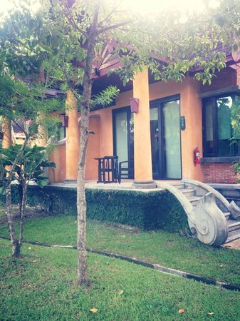 The Village Resort and Spa: our villa