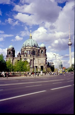 Berlin Cathedral: dom