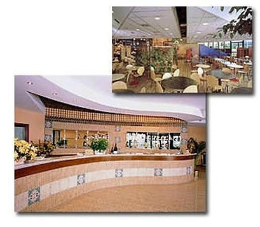 Hotel Funicolare Tesoro: Interior