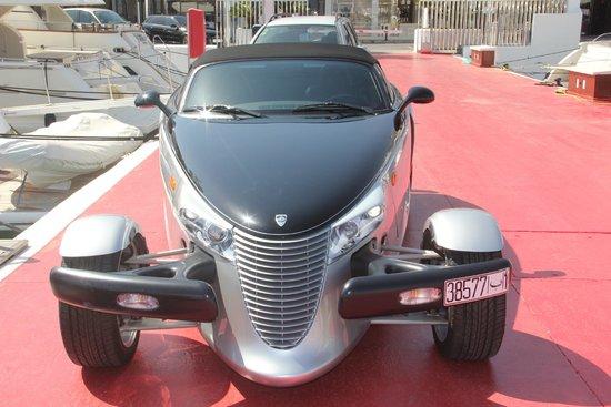 Gran Hotel Guadalpin Banus: luxary cars