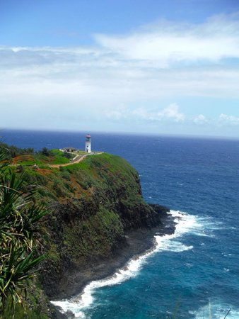 Kilauea Point National Wildlife Refuge: View from the lookout