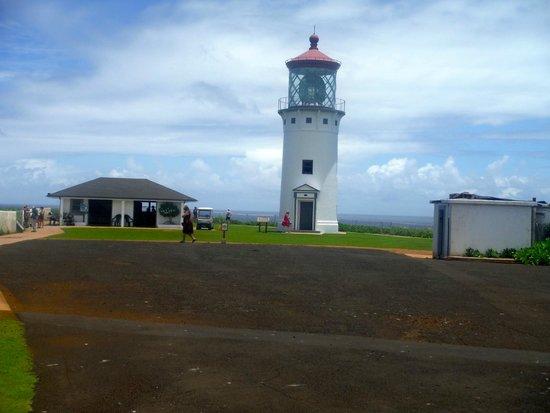 Kilauea Point National Wildlife Refuge: Kilauea Lighthouse