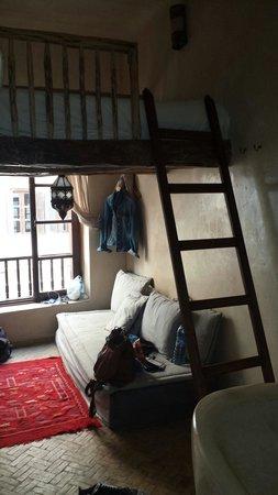 Riad Thais : Habitación Bereber
