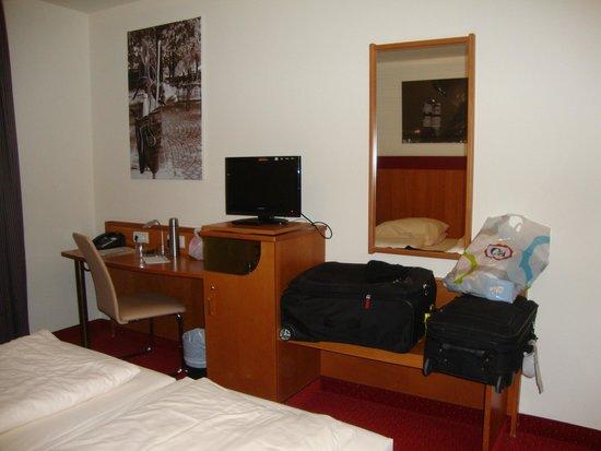 Hotel Meier City München: Habitación