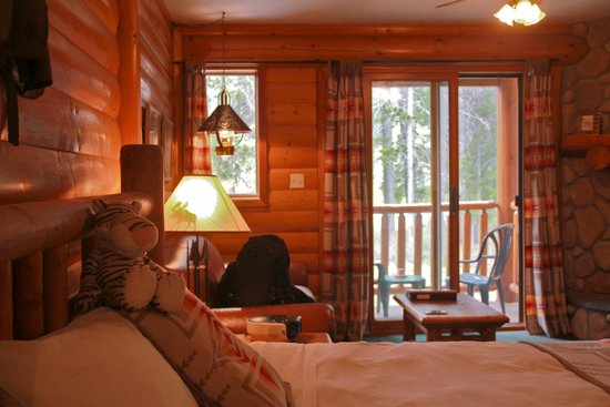 Baker Creek Mountain Resort: jacuzzi lodge