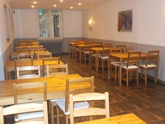 Danieli Hotel : помещение для завтрака