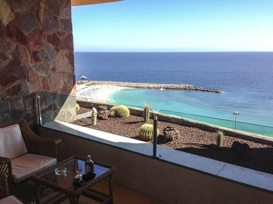 Gloria Palace Royal Hotel & Spa: Så lite sol får du her