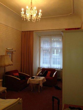 Pertschy Palais Hotel: CAMERA