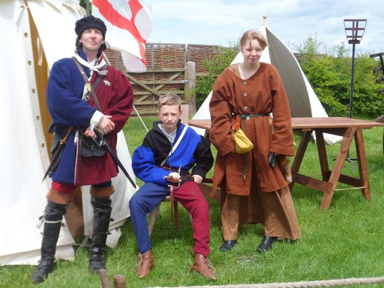 Bosworth Battlefield Heritage Centre and Country Park: A Family