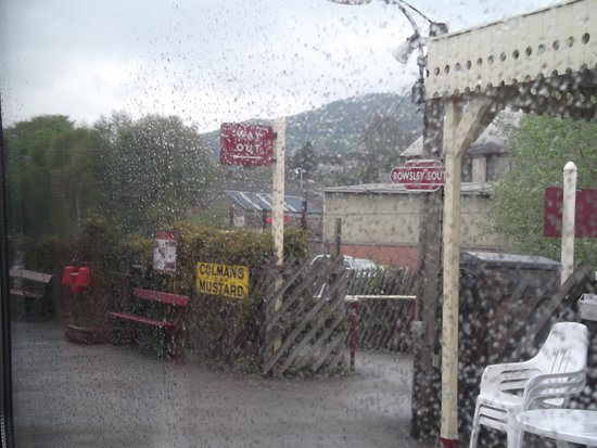 Peak Rail: Wet Day