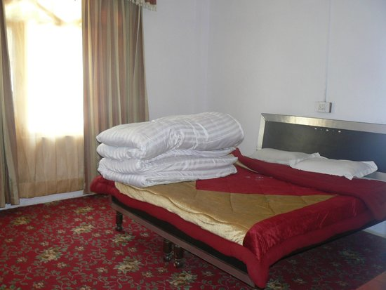 Agrostone Cottages: Second Room inside the Family Suite