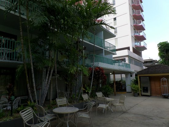 White Sands Hotel : hotel