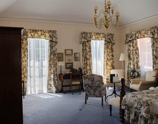 Casa Velha do Palheiro: Our splendid junior suite
