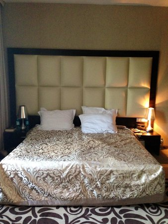 Queen Boutique Hotel: Nicely decorated