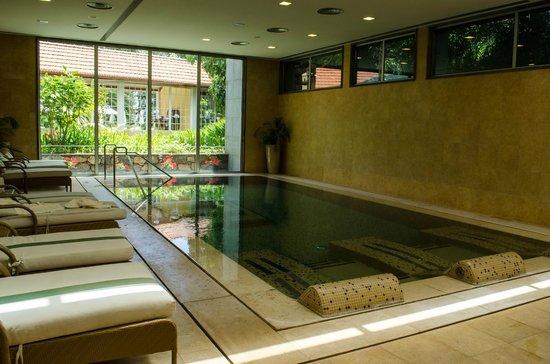 Casa Velha do Palheiro : Indoor pool