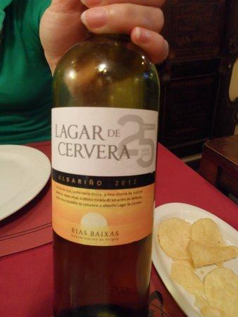 El Pederniz: Ein leckerer Weißwein aus Nordspanien