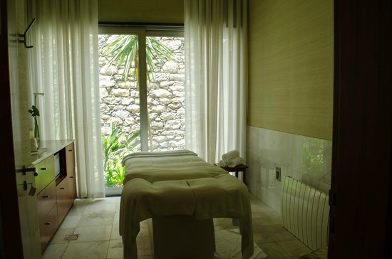 Casa Velha do Palheiro: Spa treatment room
