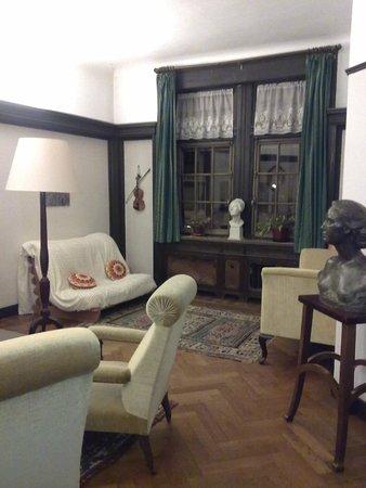 Chambres d'hotes Du Bois: coin repos