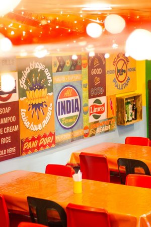 The Spice Emporium, Durban: Enjoy a variety of Indian snacks called Chaat, as well as Biryani and Indian Sandwiches.