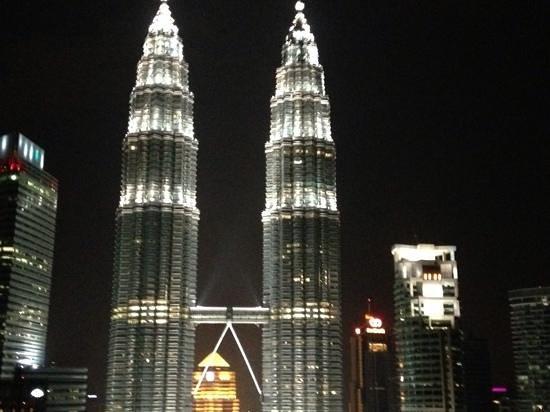Traders Hotel, Kuala Lumpur : skybar