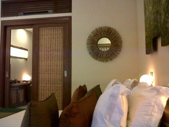 Family room Hotel Vila Ombak Gili Trawangan