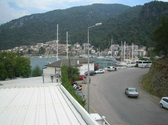 Marina Boutique Fethiye  Hotel: hotel corridoor view