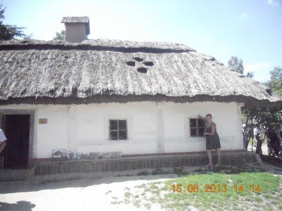 Pirogovo Open-Air Museum: Вид снаружи