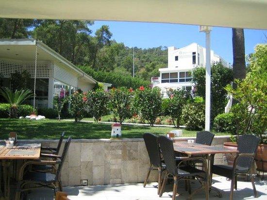 Marina Boutique Fethiye  Hotel: garden views
