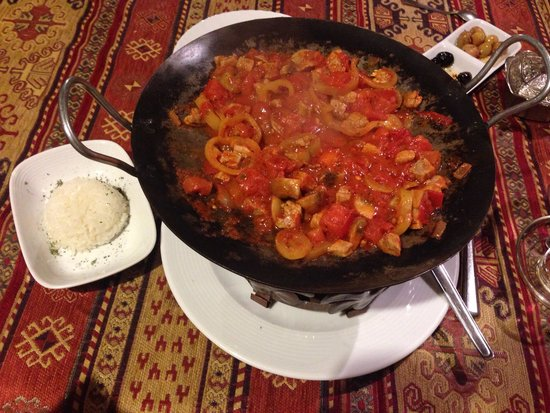 Keyf-i Mekan Cafe And Restaurant: Delicious Lamb casserole